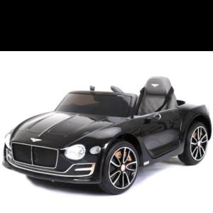 Bentley Bentley EXP 12V Kinderauto Zwart