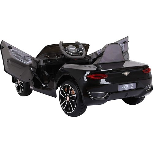 Bentley Bentley EXP 12V Kinderauto Zwart