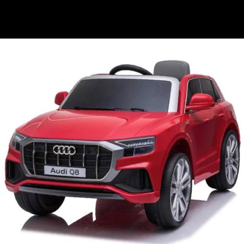 Audi Audi Q8 12 V kinderauto rood