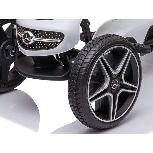 Mercedes Mercedes benz skelter wit