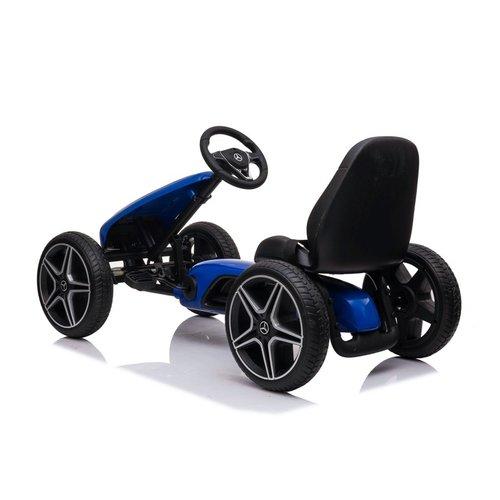 Mercedes Mercedes Benz Skelter Blauw