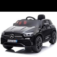 Mercedes GLE 12V Kinderauto Zwart