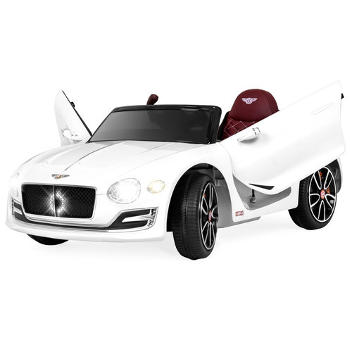 Bentley Bentley EXP 12V Children Car White