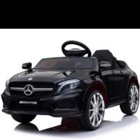 Mercedes GLA45 AMG 12V Children Car Black