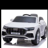Audi Q8 12 V Kinderauto Wit