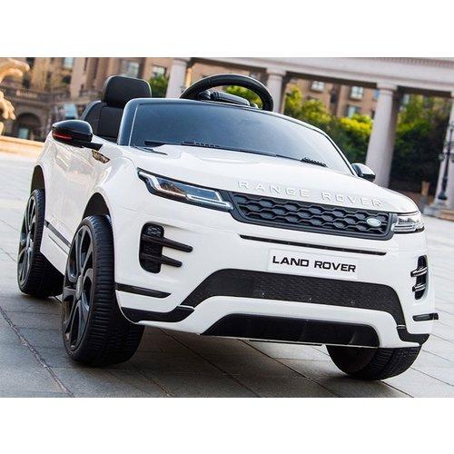 Range Rover Range Rover Evoque 12V kinderauto wit