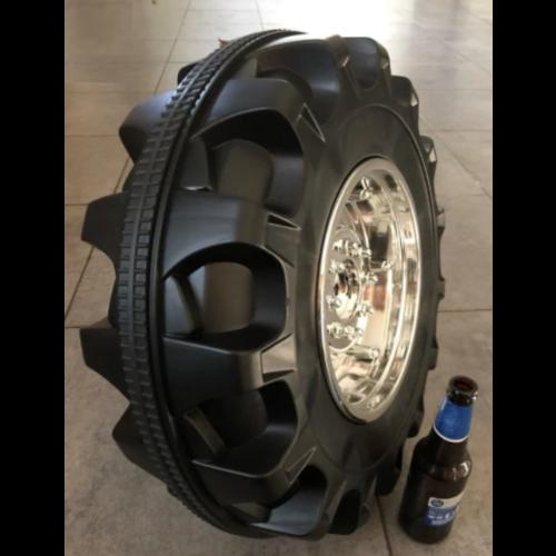 Electric Children Tractor Blazin Wheels 12V Red