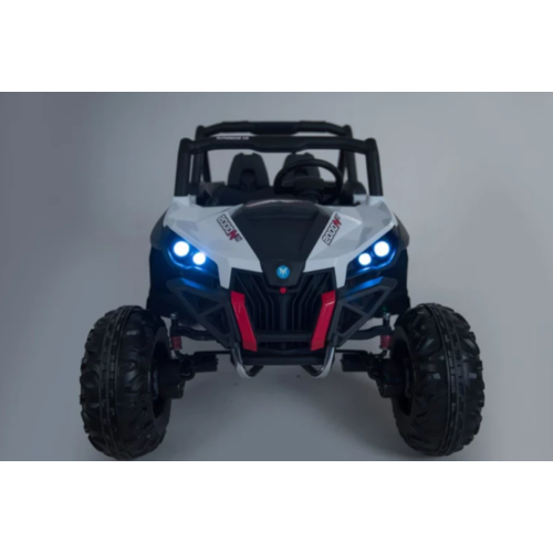 Beach Buggy 2-Persoons Kinderauto Wit