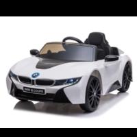 BMW i8 Coupe 12V kinderauto wit