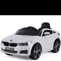 BMW 6 GT 12V kinderauto wit