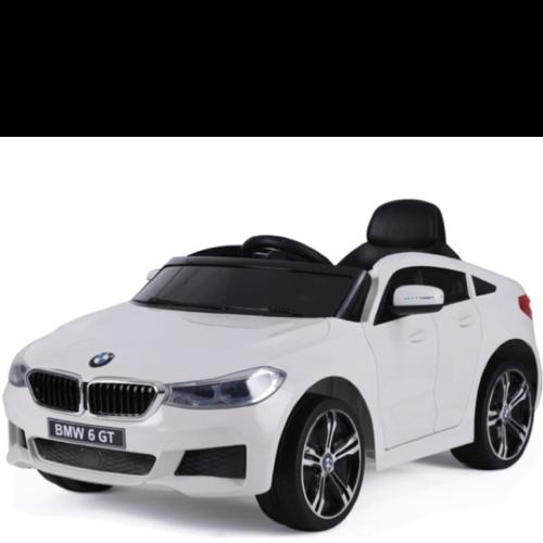 BMW BMW 6 GT 12V Children Car White