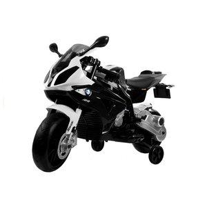BMW BMW S1000RR 12V Children Motorcycle Black-White