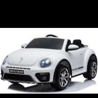 Volkswagen Dune Beetle 12V Kinderauto Wit