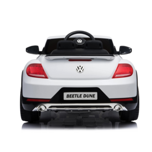 Volkswagen Volkswagen Dune Beetle 12V kinderauto wit