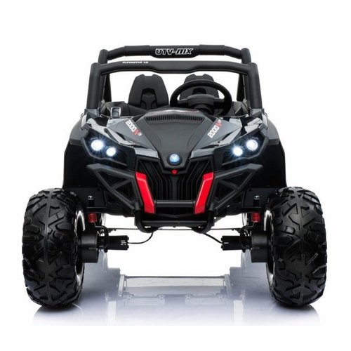 Beach Buggy 12V 2-Persoons Kinderauto Carbon