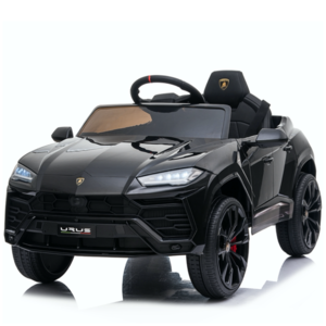 Lamborghini kinderauto Lamborghini URUS 12V Kinderauto Zwart