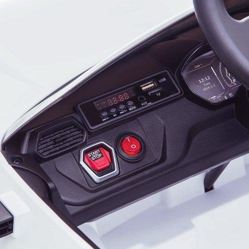 Lamborghini Lamborghini URUS 12V kinderauto zwart