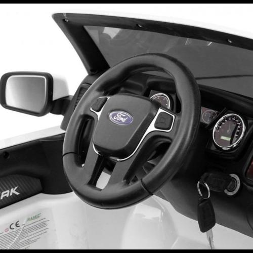 Ford kinderauto Ford Ranger RAPTOR 12V kinderauto zwart