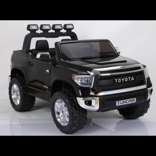 Toyota kinderauto Toyota Tundra 12V kinderauto zwart