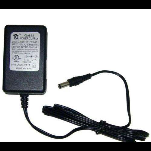 Acculader 12V (Ronde pin)