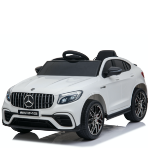 Mercedes Mercedes GLC63S AMG 12V Children Car White