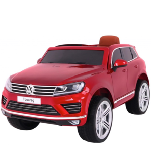 Volkswagen Volkswagen Touareg 12V kinderauto rood