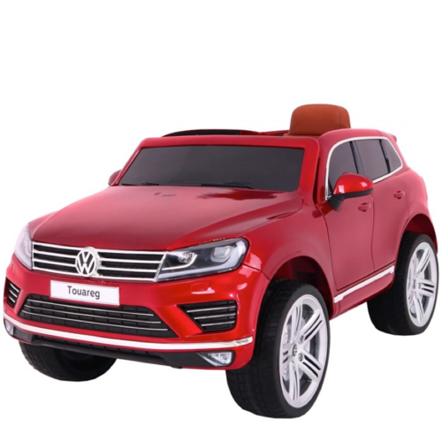 Volkswagen Volkswagen Touareg 12V children car metallic red