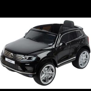 Volkswagen Volkswagen Touareg 12V Children Car Metallic Black
