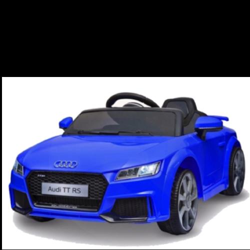 Audi kinderauto Audi TT RS 12V Kinderauto Blauw