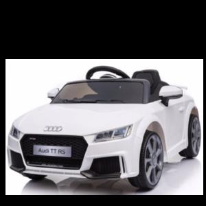Audi Audi TT RS 12V kinderauto wit