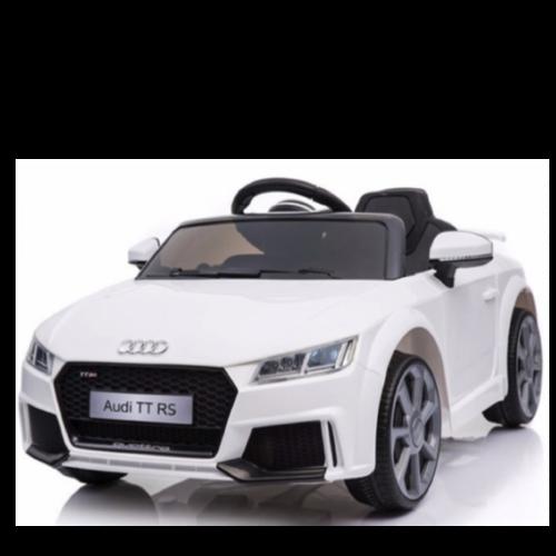 Audi Audi TT RS 12V Children Car White