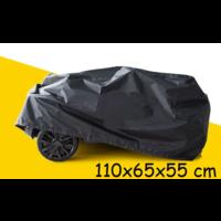Beschermhoes geschikt voor elektrische kinderauto's (Small)