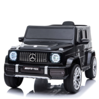 Mercedes G63 AMG 12V Children Car Black