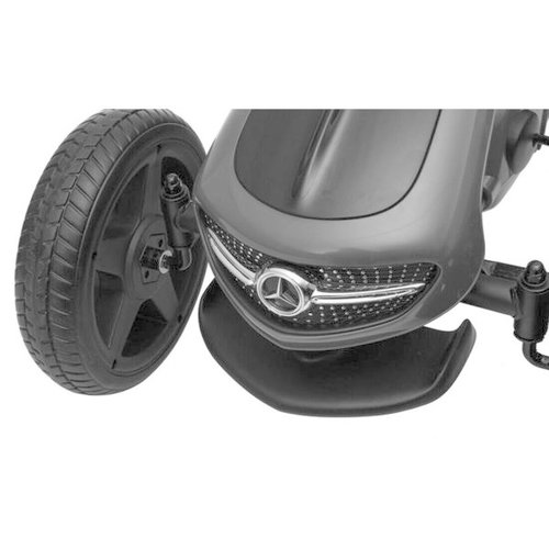Mercedes kinderauto Mercedes Benz Skelter Zwart