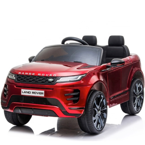 Range Rover Range Rover Evoque 12V Children Car Metallic Red
