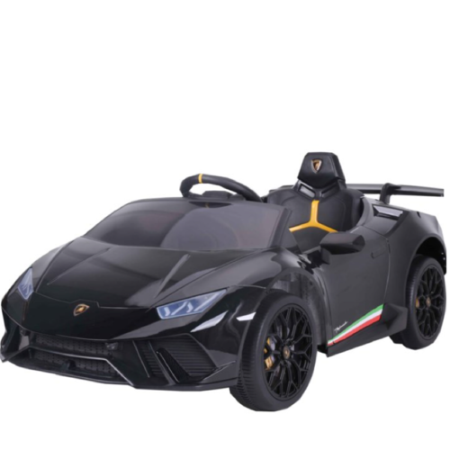 Lamborghini Lamborghini Huracan 12V Children Car Black