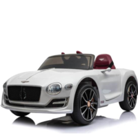 Bentley EXP 12V Kinderauto Wit