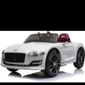 Bentley Bentley EXP 12V Kinderauto Wit