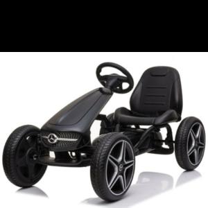 Mercedes Mercedes-Benz Go-Kart Black
