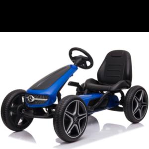 Mercedes kinderauto Mercedes Benz Skelter Blauw