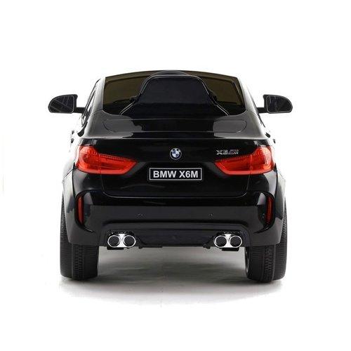 BMW BMW X6M 12V Children Car Metallic Black