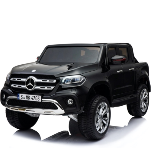 Mercedes Mercedes X-KLASSE 12V Children Car Metallic Black