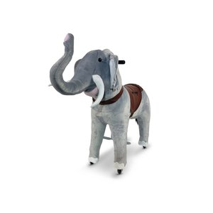 Rollzone MY PONY, Ride on Elephant (Medium)