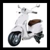 Vespa kinderscooter