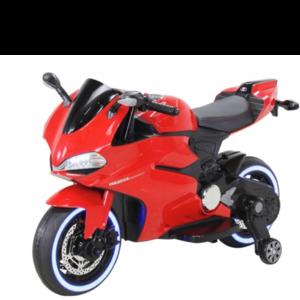 Race Motor 12v Kindermotor Rood