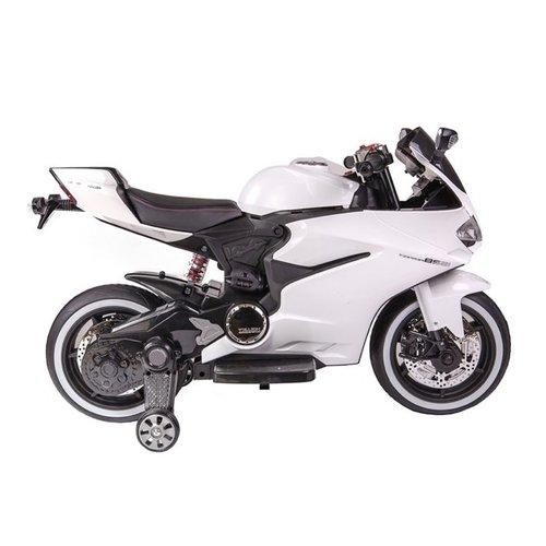 Race Motor 12v Kindermotor Wit