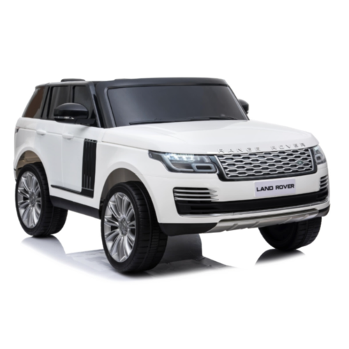 Range Rover Range Rover HSE 12V 2 Persoons Kinderauto Wit