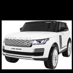 Range Rover kinderauto Range Rover HSE 12V 2 Persoons Kinderauto Wit