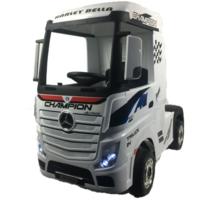 Mercedes Actros 12V kindervrachtwagen wit