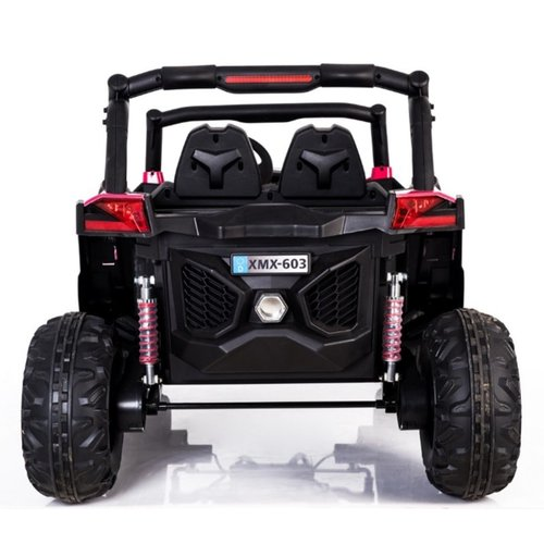Beach Buggy 2-Persoons Kinderauto Roze